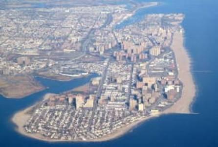 """Coney Island Aerial"""