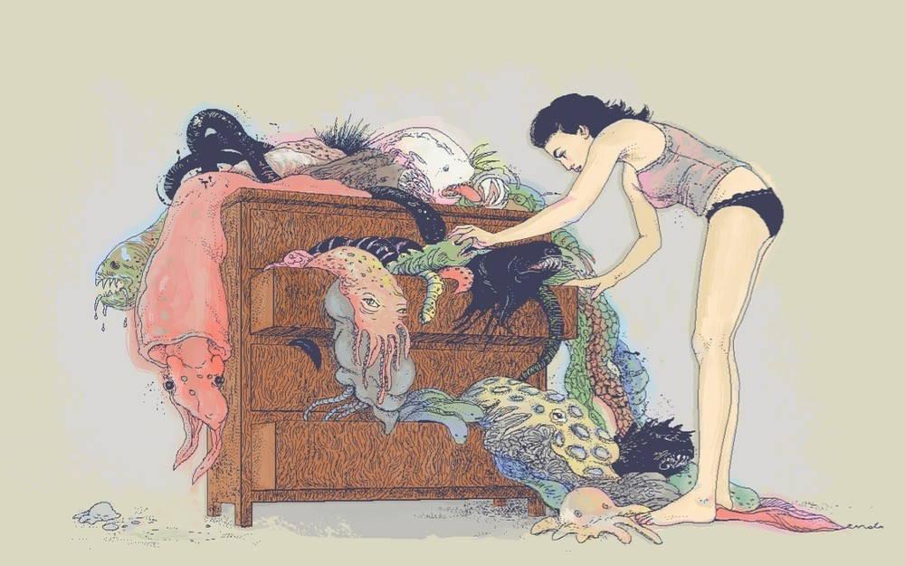 Agata Nowicka illustration
