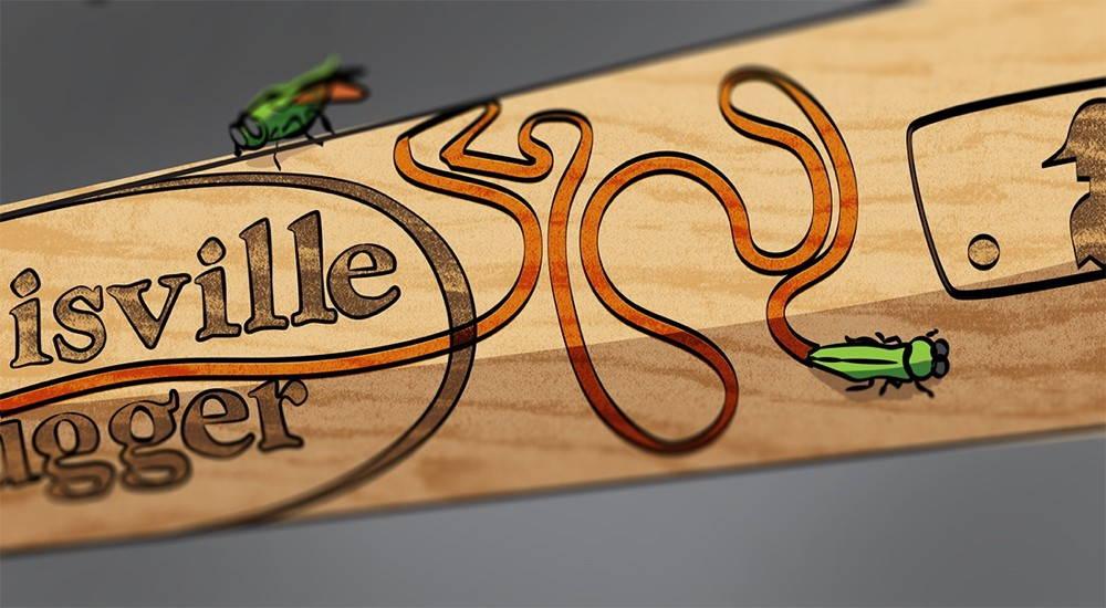 Emerald ash borer populations are nearing the woodlots managed for Louisville Slugger baseball bats.
