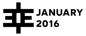 January 2016 Recommendations, A Farewell, and Three New Members of the Editorial Team
