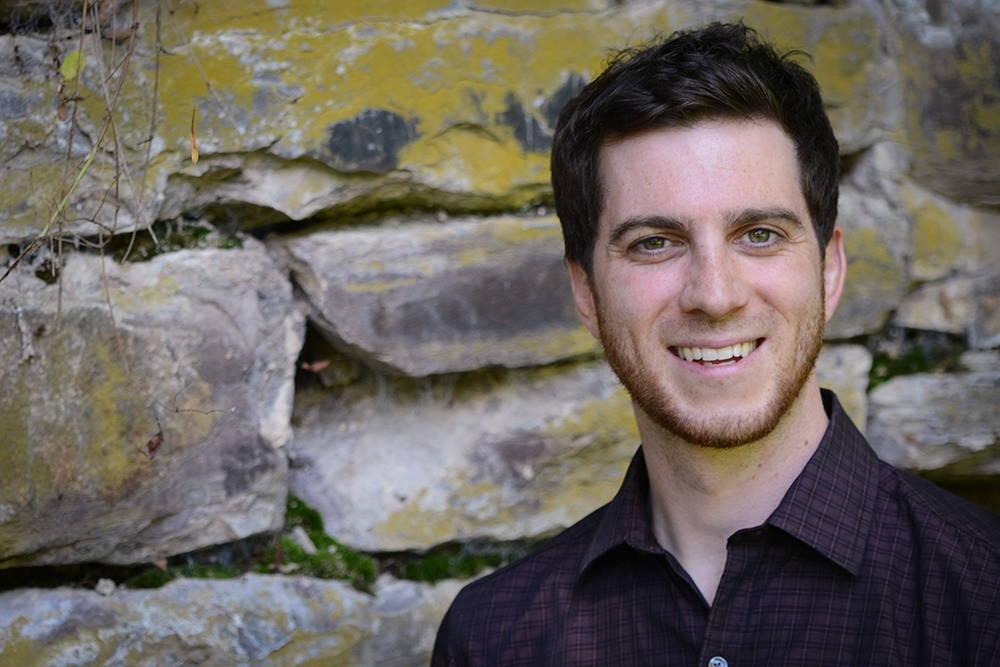 Photo of Andrew Stuhl, Assistant Professor of Environmental Studies at Bucknell University