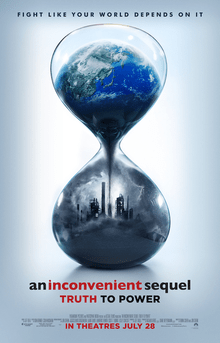 Film poster for An Inconvenient Sequel: Truth to Power (2017)