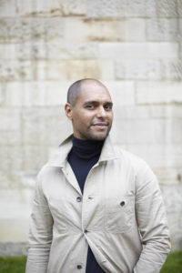 Photo of Edward Jones-Imhotep