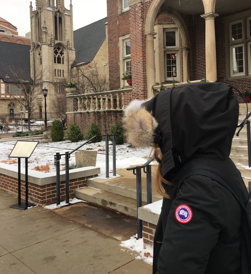 Canada Goose Jackets Turn Outdoorwear Divisive on College