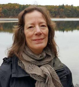 Image of historian Laura Dassow Walls.