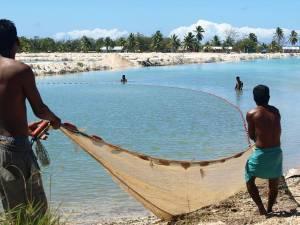 Fishing subsidies Kiribati