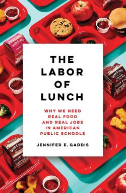 The Labor of Lunch book over