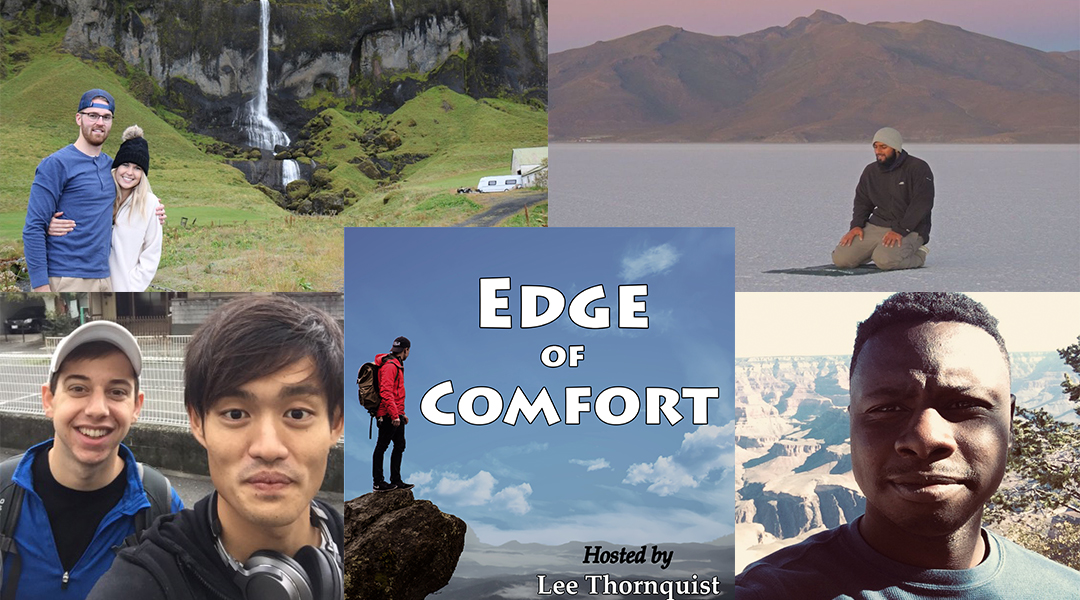 Edge of Comfort Travel Advice
