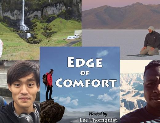 Edge of Comfort Advice
