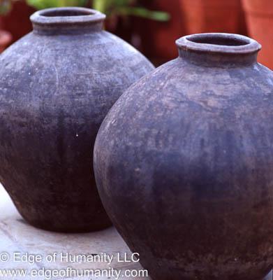 Pottery - India.