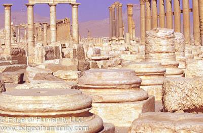 Palmyra, Syria.