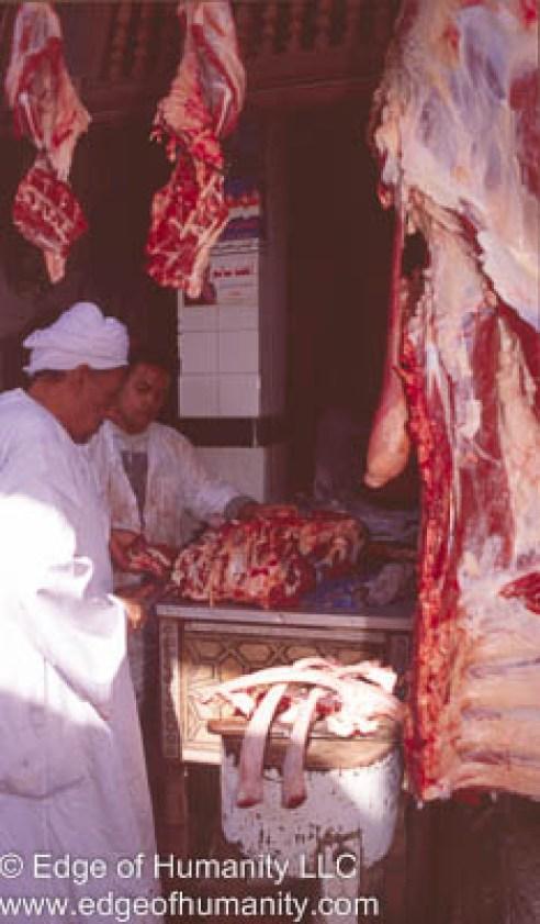 Butcher Shop - Egypt
