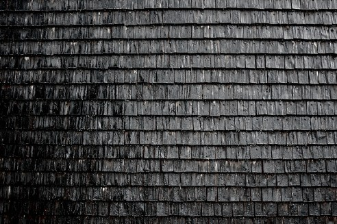 Man made patterns - house siding