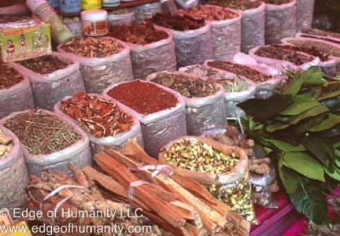 Food Market - Thailand
