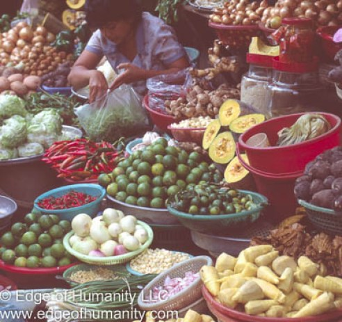 Food Stand - Thailand