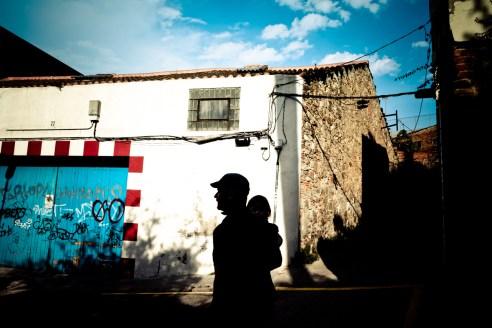 El Poble-sec, Barcelona, Spain.