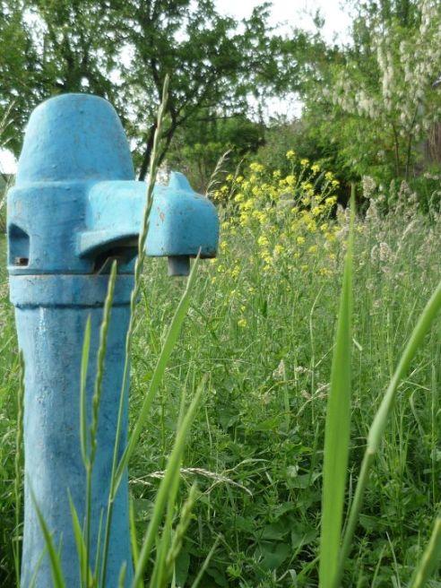 Water Pump Dambovita, Romania