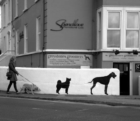 Greystones County Wicklow Ireland