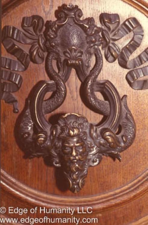 Door relief