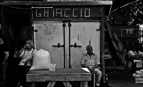"""Coffee break"" Catania, Italy"