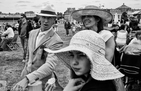 Family Chantilly, France