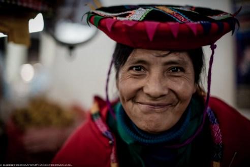 The San Pedro Market, Cusco