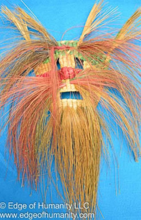 Mask Ecuador