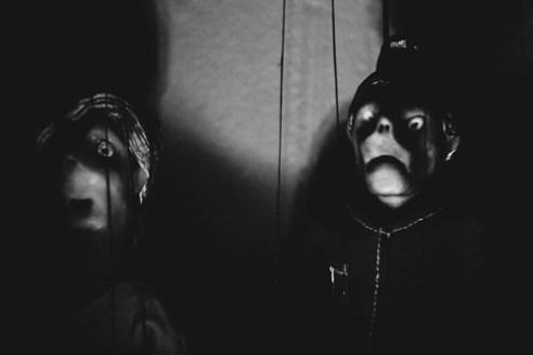 Puppets Atelier of Buchty & Loutky Prague, Czech Republic