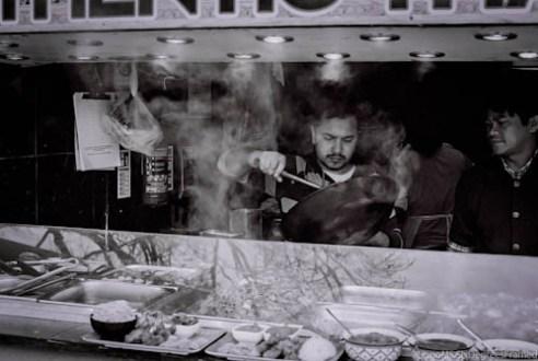 Steam London, England