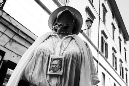 Mobile faith Rome, Italy
