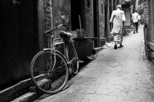 I am on the way Varanasi, India