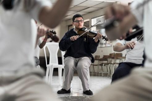 Orquesta Sinfónica San Judas Tadeo Guatemala City, Guatemala