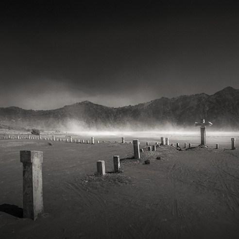 The desert - Bromo Desert Area, East Java - Indonesia