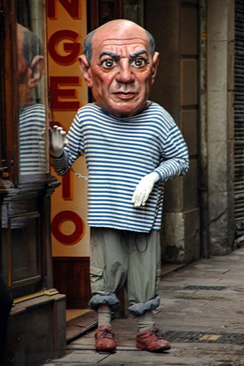 El Raval quarter, Barcelona, Spain