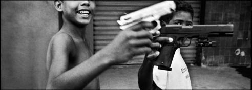 Disarmament is no plaything Catia, Venezuela