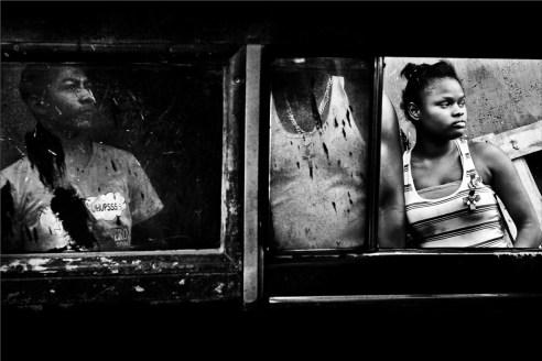 """I see you pass"" Petare, Venezuela"