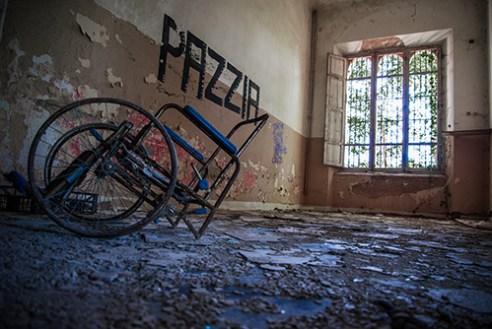 Ex Volterra Madhouse Italy
