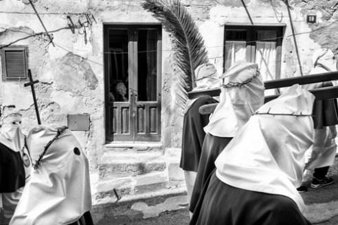 "Ecce Homo"" – Holy Friday – Villarosa (EN) - Italy"
