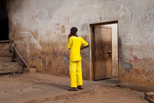 Masaka Prison, Uganda