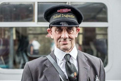 Ticket Man Bury, England