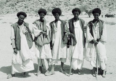 Bejja Tribesmen Kassala State