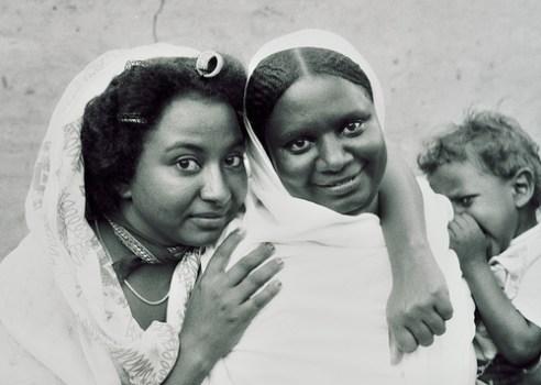 Women & child Kassala Town Sudan