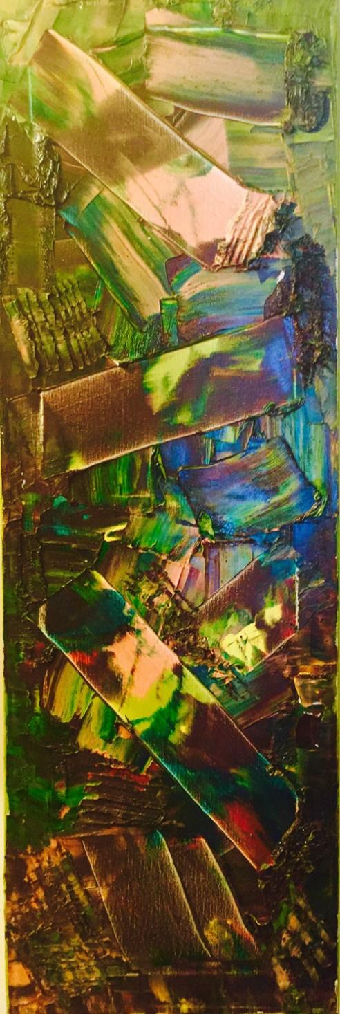 """November,"" 2010, Oil on canvas"