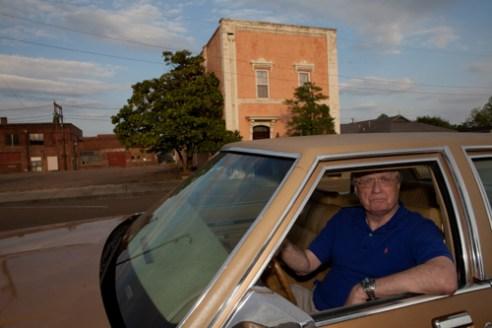 A citizen, Clarksdale, Mississippi, USA (2011)