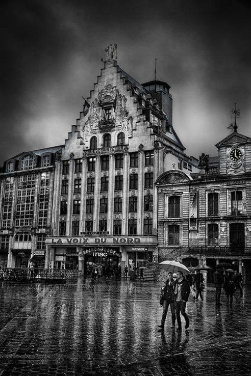 La Voix Du Nord Lille, France