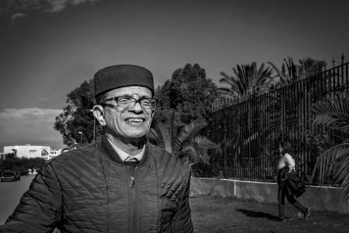 Man with Chachia Tunis, Tunisia