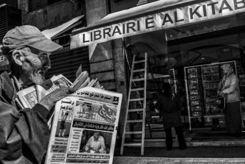 Paperboy Tunis, Tunisia