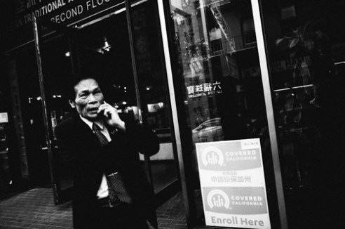 Chinatown San Francisco, California