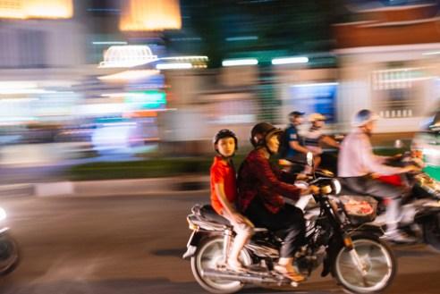 The Passenger Ho Chi Minh City, Vietnam