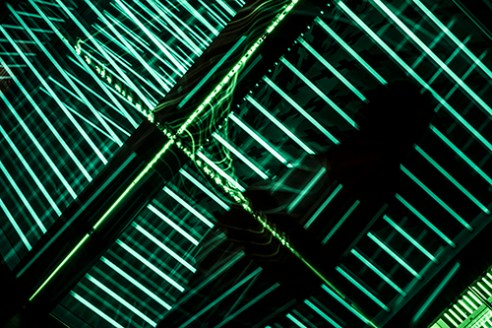 Double Neon Elevator (Doubt)